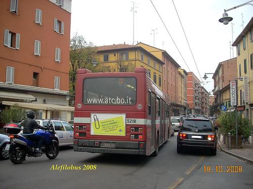 Casalecchio: Iveco 480 TurboCity