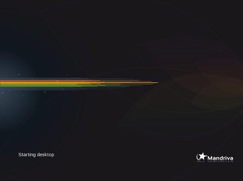 KDE indulása