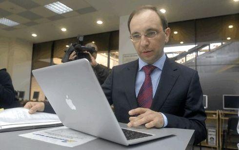 Министърът на държавната администрация и административната реформа Николай Василев