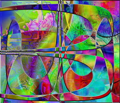 let it be. (artyfishal44) Tags: abstract art out amazing colours outsider complete letitbe artcafe colourartaward colourartawards awardtree