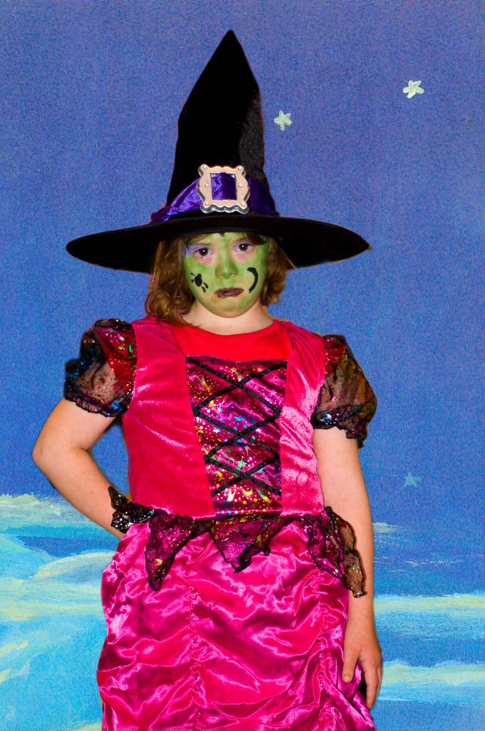 The grumpy witch