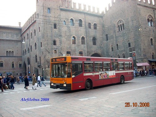 Bologna: Iveco n° 5213 - linea 20