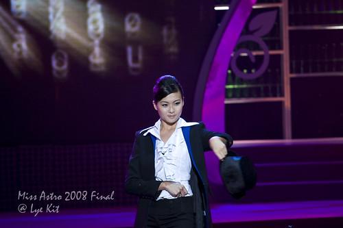 Miss Astro 2008 Final ~ Queen