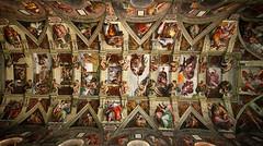 Capela Sistina (let's fotografar) Tags: italy vatican rome roma art interestingness italia arte vaticano 1020mm michelangelo sistinechapel miguelangelo capelasistina