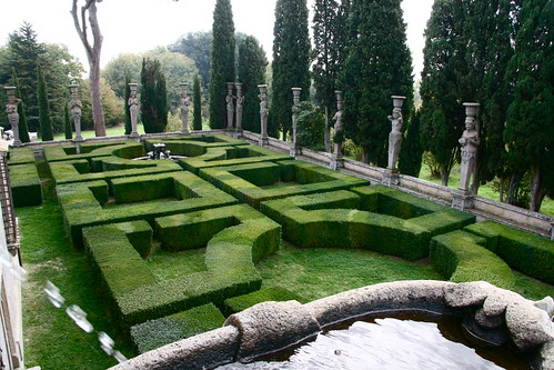 Villa Farnese Gardens - a set on Flickr