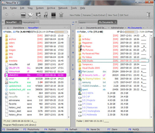 Windows 7 Portable NexusFile 5.3.3.5532 full