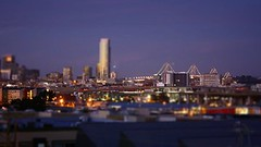 Dawn and dusk in mini San Francisco on Vimeo
