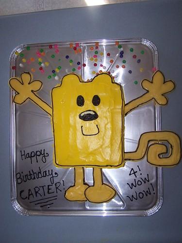 Carter's Cake