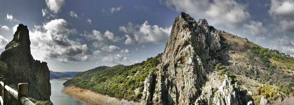 P.N. Monfragüe (El Salto del Gitano)