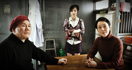 Takeshi Kitano en 'Aquiles y la tortuga'