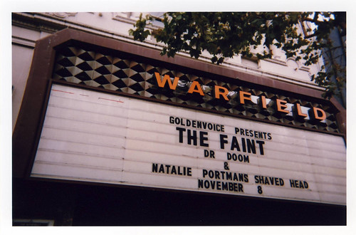 THE WARFIELD