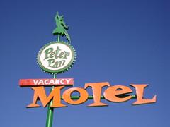 Peter Pan Motel (richpicks) Tags: sign lasvegas motel peterpan nv fremontst