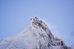 Tlphrique de l'Aiguille du Midi (alxjs77) Tags: sky france alps cold ice car landscape photo cable chamonix montblancmassif tlphriquedelaiguilledumidi