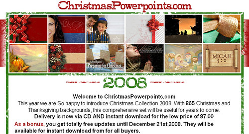 ChristmasPowerPoints.com