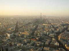 Vista desde torre Montpensier
