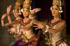 Apsaras-Angkor 2008 (kinginexile) Tags: portrait portraits eyes women asia cambodia siemreap angkor apsara perennial apsaras itsongmirrorssoutheastasia