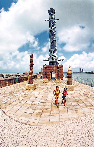 Parque das Esculturas, Recife / PE