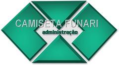logomarca administração verde metalizado