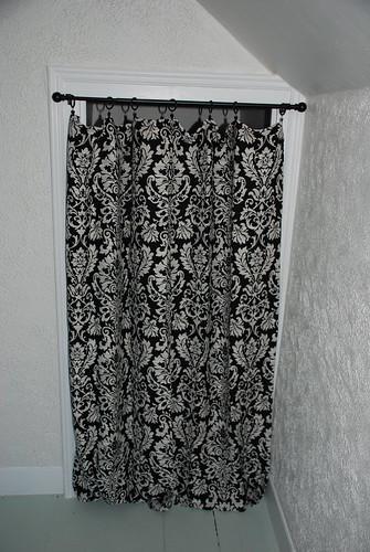 Curtain Closet Door - Closet Doors - Zimbio