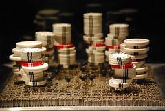 City (luilli84) Tags: venice light architecture plastico fishes biennale 2008 rosso venezia architettura luce casinò