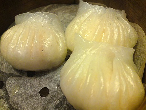 Har gau (shrimp dumplings)