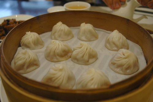 the famous soup dumplings