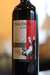 2005 Pasodoble Bodega Poesia