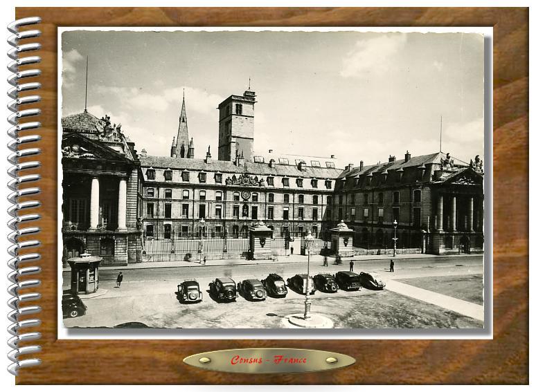 DIJON - L'Hôtel de Ville