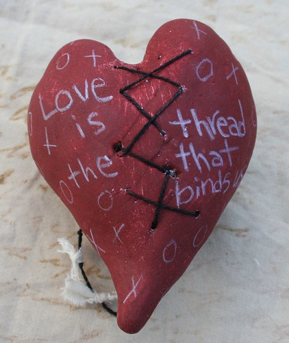 Let The Beauty We Love Be What We Do: Love Is The Thread