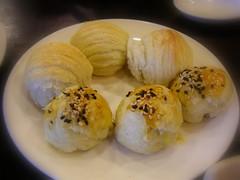 點水軟酥蟹殼黃、蘿蔔絲酥餅