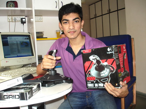 Meet Shah - 2nd in the May Gamers Challenge
