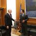 Συνάντηση με τον Υπουργό Εξωτερικών των Ηνωμένων Αραβικών Εμιράτων, Sheikh Abdullah Bin Zayed Al Nahyan