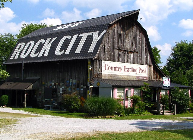 See Rock City & Trading Post