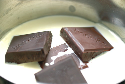 recipe: triple chocolate ice cream! II.