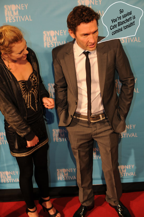 Best Dressed male actor Sydney Film Festival..I_600_5986