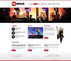 MG Shows (Douglas Ferraz) Tags: site website artistas sertanejo codare mgshows