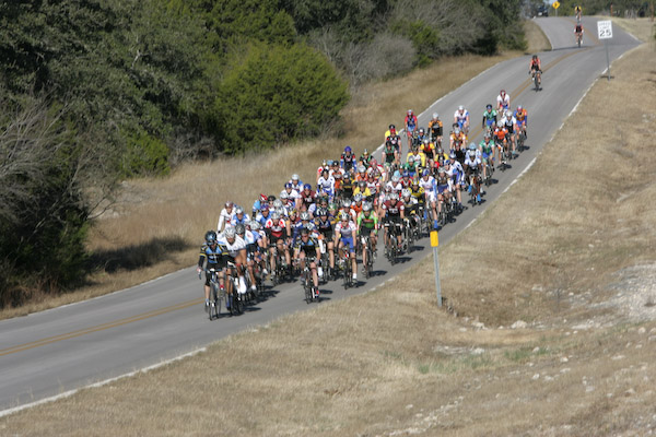 Pace Bend Cat 4 Race