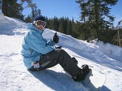 Cmort stoked. (igb) Tags: snowboarding boreal cmort