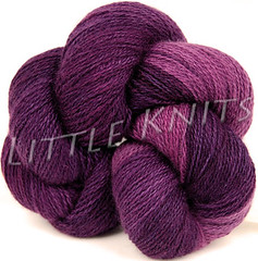 Little Knits Indie in Plum
