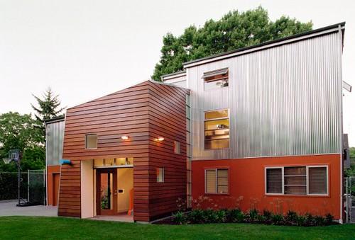 exterior house, modern exterior, house design, modern house, exterior-design