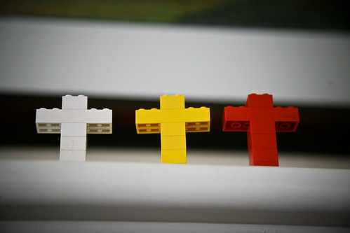 Good Friday - A Legos Interpretation