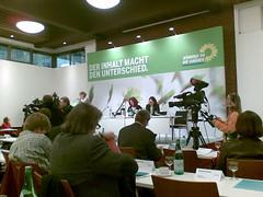 Schnappschuss grüner Länderrat