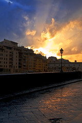 Sunset (justfordream) Tags: italien italy italia tuscany firenze toscana toscane florenz toskana
