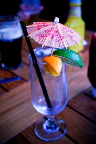 umbrella drink