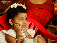 Cute Kid at a wedding