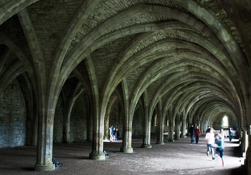 Fountains Abbey 05