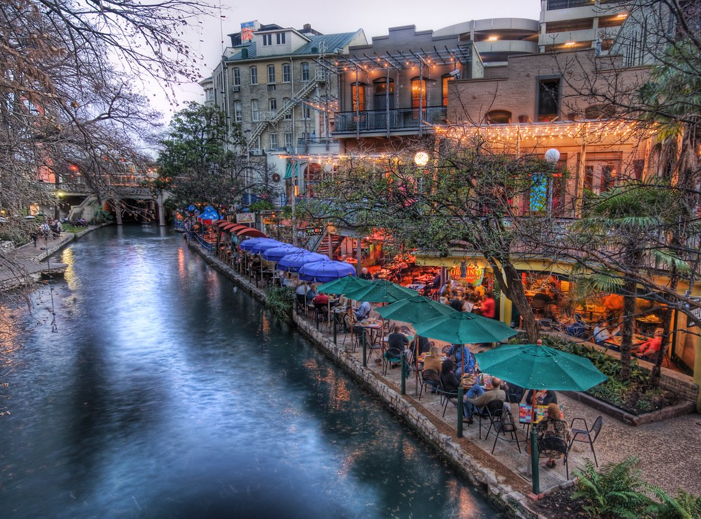Beautiful Pictures Of San Antonio By Trey Ratcliff