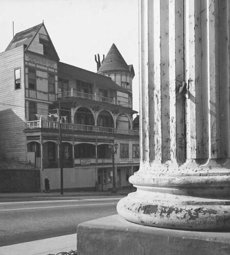 St Angelo Hotel by Arnold Hylen
