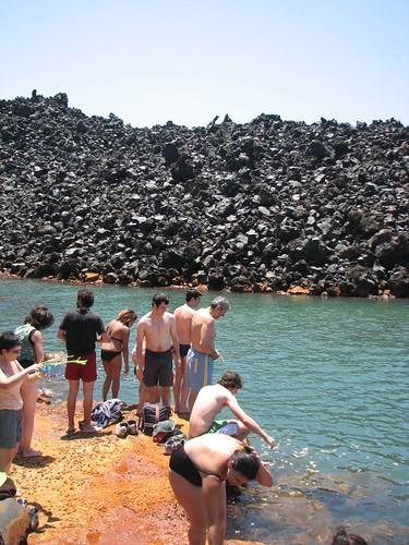 火山島旁火山溫泉 (2)