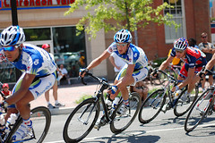 Clarendon even hosts an annual pro bike race, the CSC Invitational (by: Brendan McMurrer, creative commons license)
